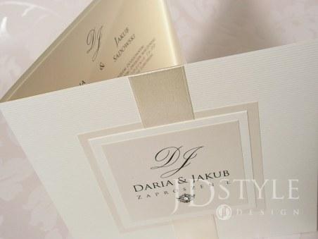 Zaproszenia ślubne Ręcznie Robione Eleganckie I Nowoczesne Jdstyle