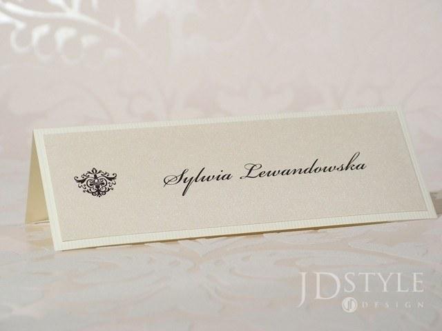 Winietki na stoły weselne z cyrkonią RO-03/RO-06-W-(D)