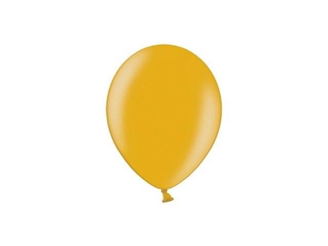 Balony złote perłowe 12