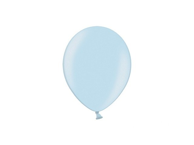 "Balony 12"" Metalik Light Blue 12M-073 - 100 szt."